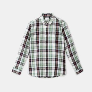 WESC Nisse long-sleeved relaxed fit button down